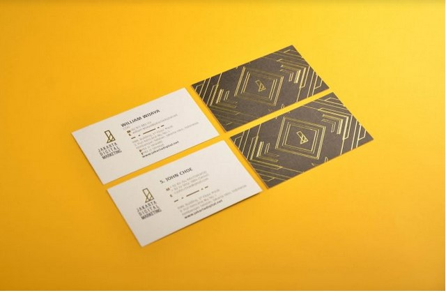 Tips Membuat Desain Kartu Nama Yang Paling Berkesan
