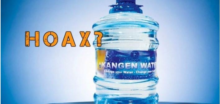 Menkes Larang Klaim Kangen Water Bisa Menyehatkan dan Jadi Obat. Padahal Sudah Banyak yang Percaya
